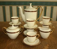 Coffee Set antique vintage coffee cups and coffee sets