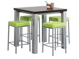 table haute ronde cuisine table de cuisine ronde salle a manger design maisonjoffrois