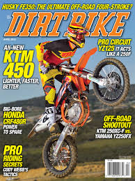 how to race motocross dirt bike magazine