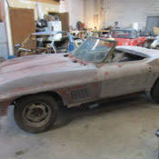 1967 corvette restomod for sale 1967 corvette convertible project resto mod for sale in san jose