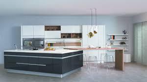 cuisine bi couleur je veux une cuisine bicolore diaporama photo