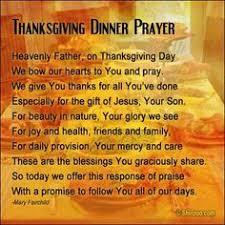 prayer for thanksgiving forward prayers