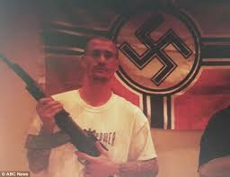 arizona ex neo has his swastika tattoos removed daily mail