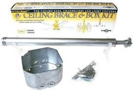 ceiling fan electrical box adapter ceiling fan ceiling fan electrical box old work ceiling fan box