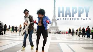 pharrell williams happy we are from