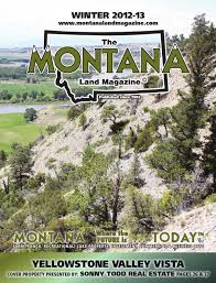Montana Ranches For Sale Otter Buttes Ranch by Montana Land Magazine By Billings Gazette Issuu