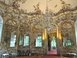 architect design amalienburg heaven at nymphenburg palace
