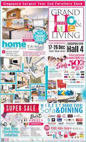 home design expo singapore grand home living furnishing interior design sofa mattress