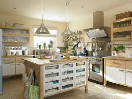 Freestanding Kitchen Furniture An Ikea Varde Free Standing Kitchen In A Farmhouse Outside