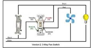 light and fan control switch lighting