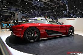 koenigsegg regera top speed geneva 2017 koenigsegg regera production spec gtspirit