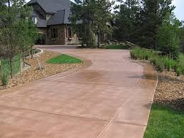 Driveway And Patio Company Scored Concrete Floors And Patios The Concrete Network