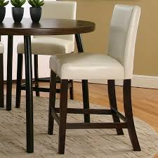 Kemper Counter Height Dining Room Set With  Chair Options Cramco - High dining room chairs