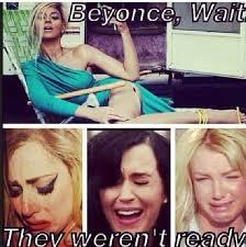 Beyonce New Album Meme - divas and dorks funniest digital meme reactions to beyonce s