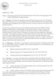10 steps to leasing a federal register final report review of the department of the