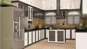 Kitchen Self Design Kitchen Self Design Modular Kitchen Kerala Home Design Amazing