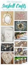 25 gorgeous seashell crafts to make this summer atta says