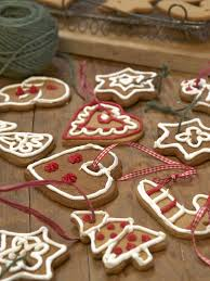 Iced Christmas Cookie Decorations