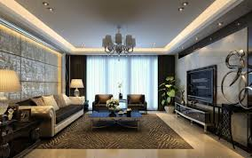 modern living room idea modern living luxury room with lighting image design ideas space
