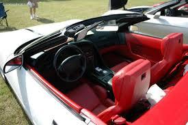1992 corvette interior 1992 chevrolet corvette information and photos zombiedrive