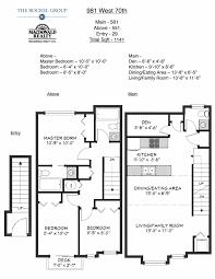 Shaughnessy Floor Plan 981 West 70th Avenue Marpole Vancouver West R2203048