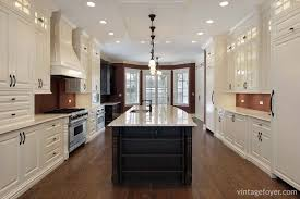 white kitchen with black island 153 traditional and modern luxury kitchens pictures