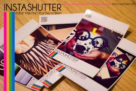 Photo Booth Printer Insta Shutter Instagram Printing Speedy Photo Booth