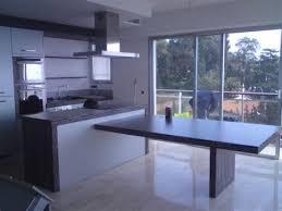 cuisine mr bricolage ilot de cuisine avec table 2 cuisine avec 238lot central 43