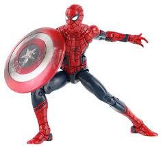 civil war u0027 spider man gets his first figure this summer