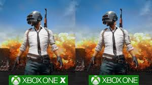 pubg xbox one x vs xbox one graphics comparison 4k 60fps xbox