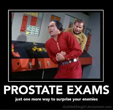 Prostate Meme - prostate exams khan and kirk by darklinkfangirl on deviantart