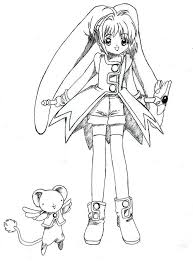 sakura coloring pages coloring pages kids