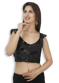 low cut blouse purchase black low cut sleeveless blouse in smooth
