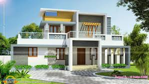 contemporary modern house plans contemporary modern house plans best of flat roof design small and