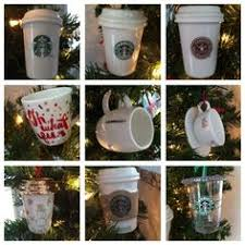 Starbucks Christmas Decorations Cute Ornament My Parents Give All Of Us Kids New Christmas