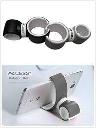porta iphone 5 auto access 皰 porta cellulare multifunzione con rotazione a 360