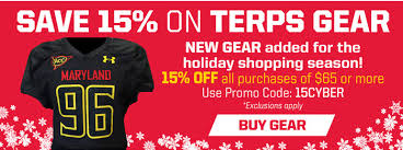 best sports clothes black friday deals cyber monday deals maryland terrapins athletics university of