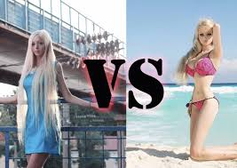 valeria lukyanova and ken there u0027s two human barbies and they each other viralizeit