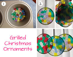 how make ornaments rainforest islands ferry