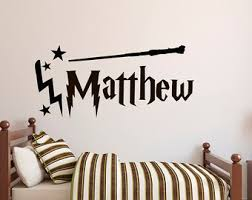 Harry Potter Room Decor Zspmed Of Harry Potter Wall Decals