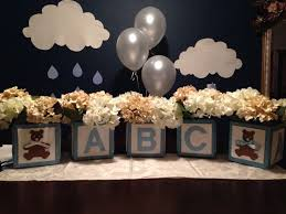 teddy baby shower theme 14 best baby shower images on baby shower boys