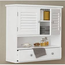 bathroom storage cabinets wall mount genersys