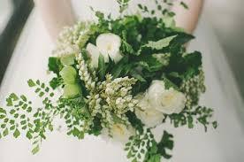 Wedding Flowers Greenery 33 Greenery Wedding Bouquets To Rock Happywedd Com