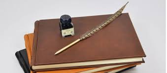 guest book and pen set guest book and pen sets by blue sky papers
