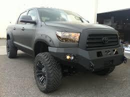 nissan tundra custom premium front bumper fab fours