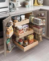 Pull Out Kitchen Storage Ideas Kitchen Storage Ideas For Small Spaces Kutsko Kitchen
