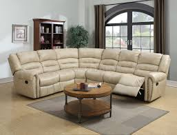 Motion Sectional Sofa Popular Leather Motion Sectional Sofa 65 In Macys Sectional Sofa