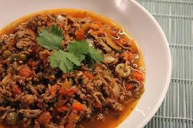 recette de cuisine cubaine picadillo cubain the flying flour
