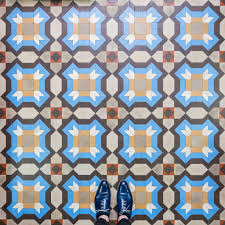 beautiful pattern looking down at barcelona u0027s most stunning floors