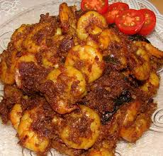 tamil cuisine recipes tamil recipes spicy prawn masala